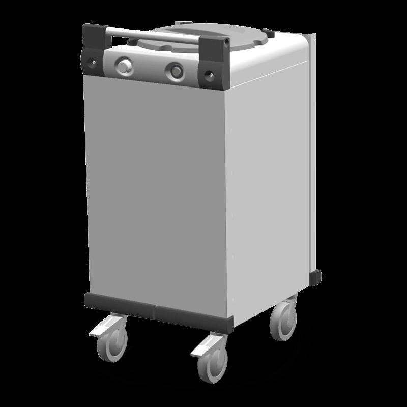 DFR 1 X 210 Verwarmd