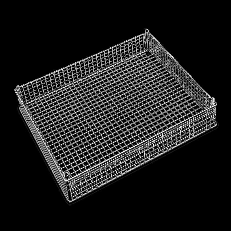 Roestvaststalen Korf 650 X 530 X 75 Mm