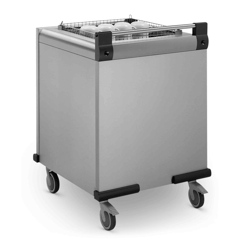 DFR 650/530 Onverwarmd – Korvenstapelaar