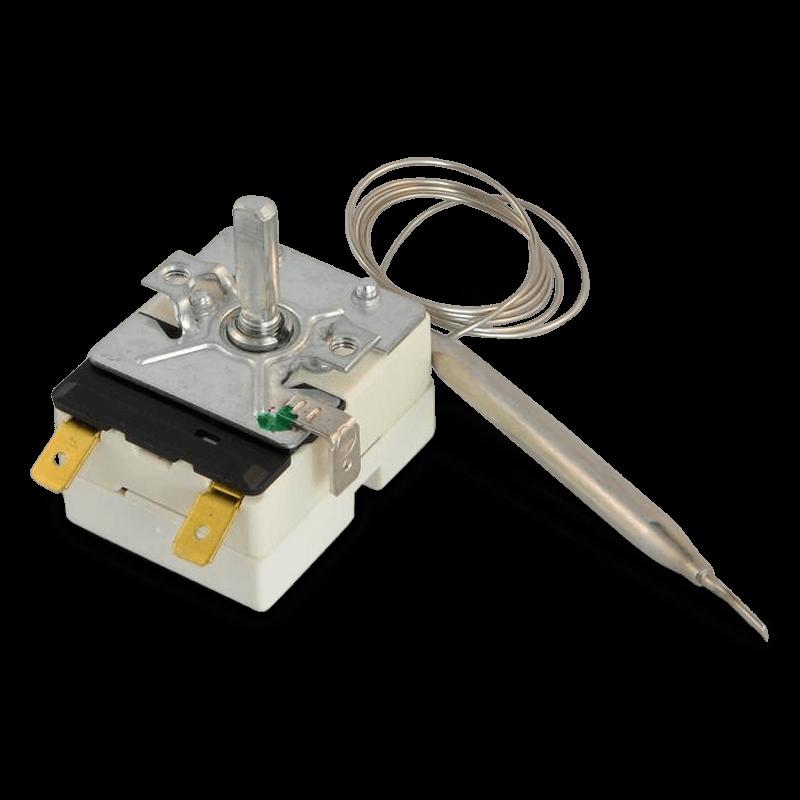 Thermostaat 30-120 Graden T.b.v. Equalizer Verrijdbaar